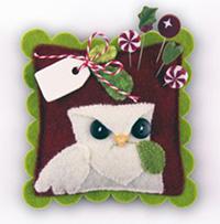 Peppermint Frost Slider - Peppermint Owl Kit