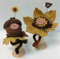 Acorn Pixie or Sunflower Pixie Spoolkeep Kits