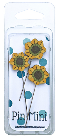 Pin Mini - Sunflower