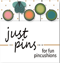 Just Pins - Butterfly Dots