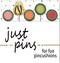 Just Pins - Buzzin By