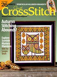 2019 September/October Just Cross Stitch Magazine