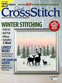 2020 Just Cross Stitch - January/February Issue
