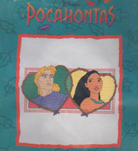 Pocohontas - Hearts  Kit