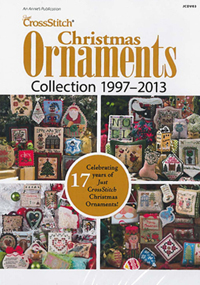 Just Cross Stitch Christmas Ornament DVD (1997-2013)