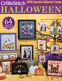 2018 Just Cross Halloween Special Collector's Issue