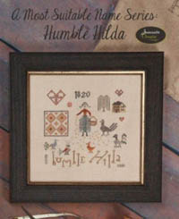 A Most Suitable Name - Humble Hilda