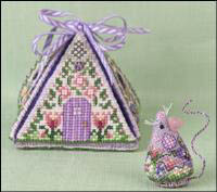 Spring Mouse in a House LIMITED EDITION