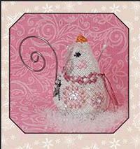 Crystal Snowlady Mouse LIMITED EDITION