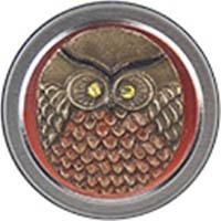 Barney Owl Needle Tin