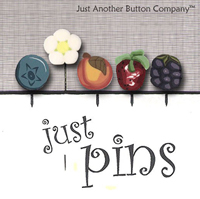 Just Pins - Berries & Cream