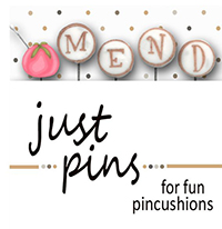 Just Pins - M is for Mend