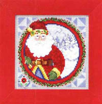 2009 Winter Series - Santa Claus