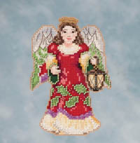 Angel with Lantern Kit