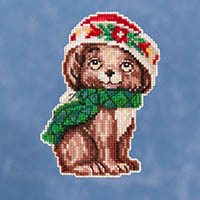 Puppy Ornament Kit by Jim Shore