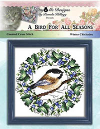 A Bird for All Seasons - Winter Chickadee