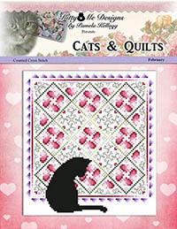 Cats and Quilts Februray