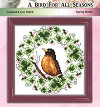 A Bird for All Seasons - Spring