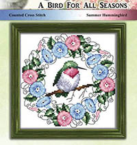 A Bird for All Seasons - Summer