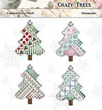 Crazy Trees Ornaments