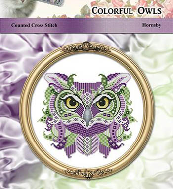 Colorful Owl Hornsby