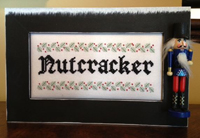Nutcracker with/or without  Frame
