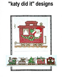 Santa's Railway - Santa Caboose