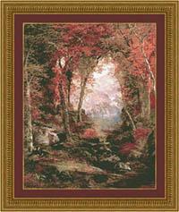 Autumnal Woods