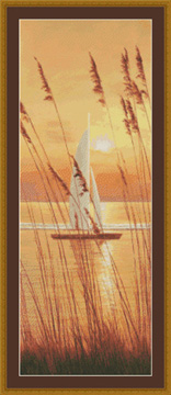At Last Sailboat
