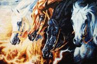 4 Horses of Apocolypse