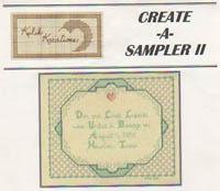 Create-A-Sampler II