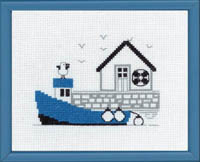 Blue Boat Kit