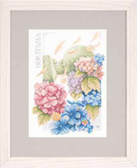 Hydrangea Power by Marjolein Bastin Kit
