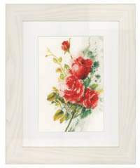 Red Roses Bouquet Kit