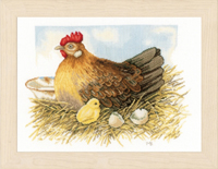 Mother Hen by Marjolein Bastin Kit