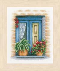 Blue Window Kit