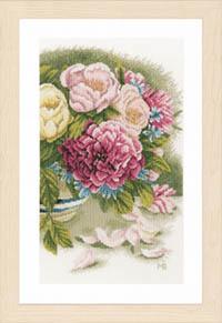 Peony Roses by Marjolein Bastin Kit