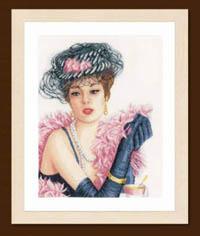 Elegant Lady by Marjolein Bastin Kit