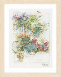 Flowers & Bicycle Kit