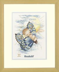 Birth Sign Air - Maria Van Scharrenbug Kit