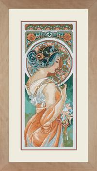 Art Nouveau Primrose Kit