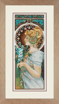 Art Nouveau Quill Kit