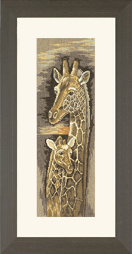 Giraffe and Baby - Love & Devotion Kit
