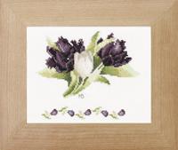 Black and White Tulip Kit by Marjolein Bastin
