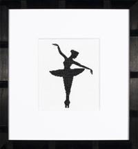 Ballet Silhouette #1 Kit