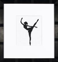 Ballet Silhouette #2 Kit