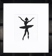 Ballet Silhouette #3 Kit