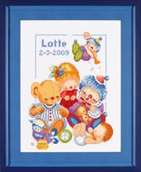 Birth Celebrations - Maria Van Scharrenburg  Kit