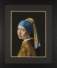Girl With Pearl Earring Kit