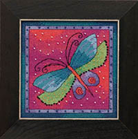 Flying Colors - Dragonfly Fushia Kit